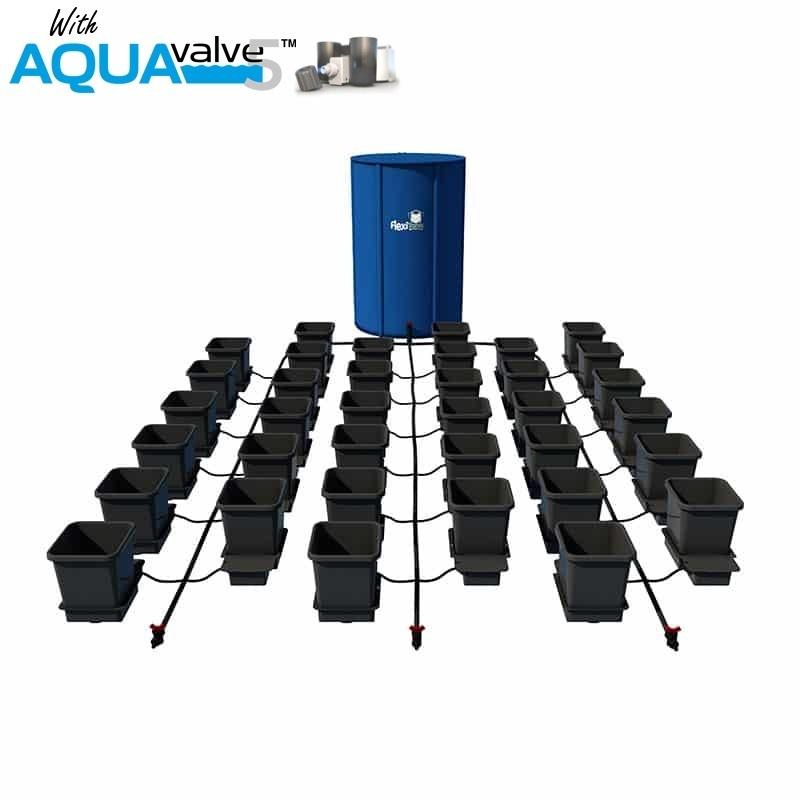 AquaValve5 Auto-Pot Automatic Hydroponic System